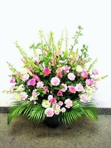 入学式式典用つぼ花…